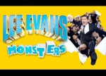 Lee Evans Monsters DVD