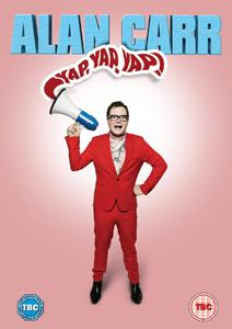 Alan Carr Yap Yap Yap! 2015 DVD