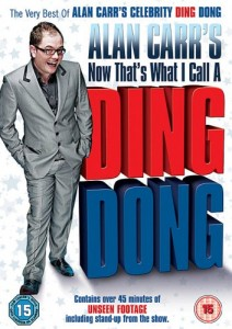 Alan Carr's Celebrity Ding Dong Series 1 DVD