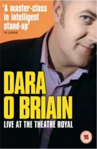 Dara O'Briain - Live