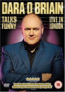 Dara O Briain Talks Funny - Live in London