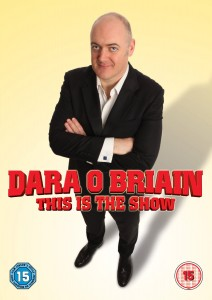 Dara O Briain This is the Show DVD