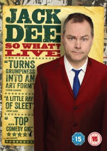 Jack Dee: So What? Live DVD