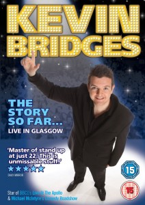 Kevin Bridges - The Story So Far...Live in Glasgow [DVD]