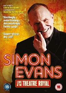 Simon Evans Live at the Theatre Royal DVD
