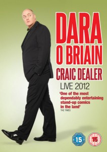 Dara O Briain Craic Dealer Live 2012