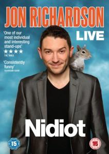 Jon Richardson - Nidiot DVD
