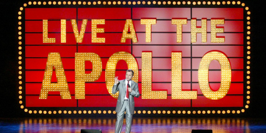 Live at the Apollo with Jack Dee performing