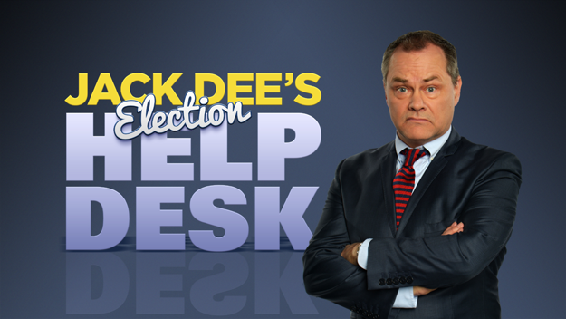 Jack Dee's Election Help Desk