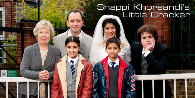 Shappi Khorsandi's Little Cracker