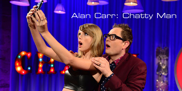 Alan Carr Chatty Man with Taylor Swift