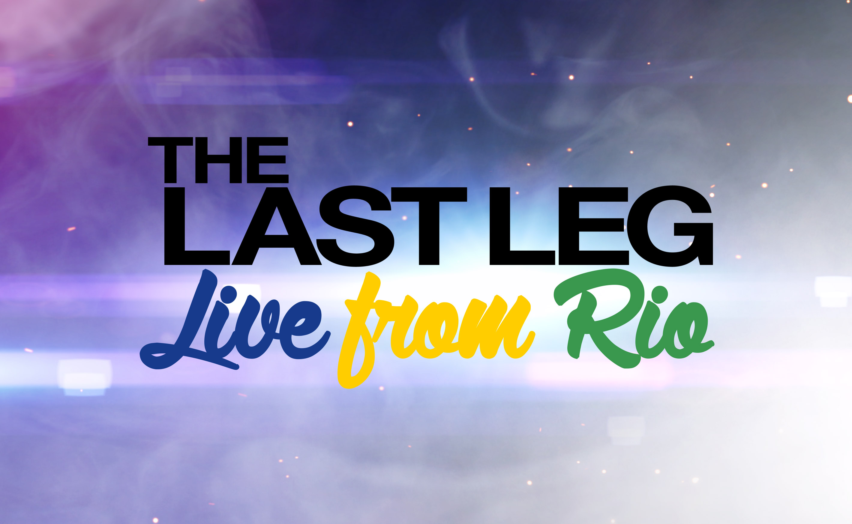 The Last Leg Live from Rio