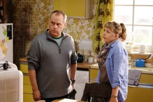 Jack Dee and Kerry Godliman in Bad Move